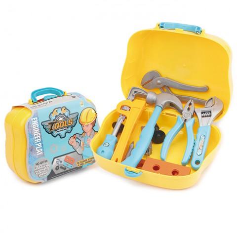 Bộ đồ chơi dụng cụ sửa chữa cho bé trai