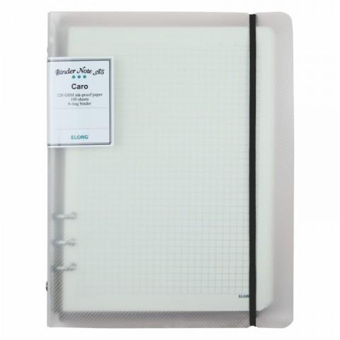Sổ còng Caro bìa nhựa A5 100 tờ KLong