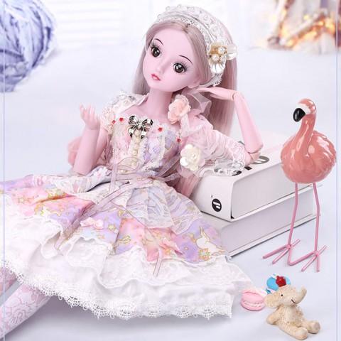 Búp bê công chúa khớp cầu Miyuki/ BJD Demi SD 60cm