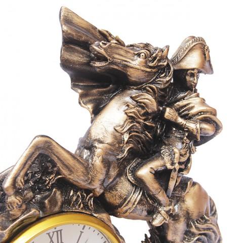 Đồng hồ để bàn Napoleon đại đế cưỡi ngựa