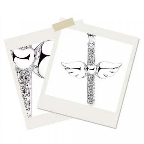 Dây chuyền đôi cánh thiên sứ