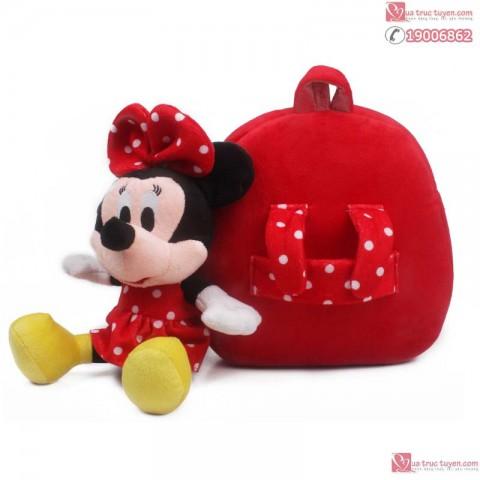 Balo chuột bông Minnie gắn rời
