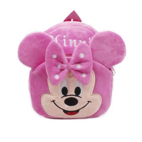 Balo chuột Minnie màu hồng - loại nhỏ ( bé 0-2 tuổi )