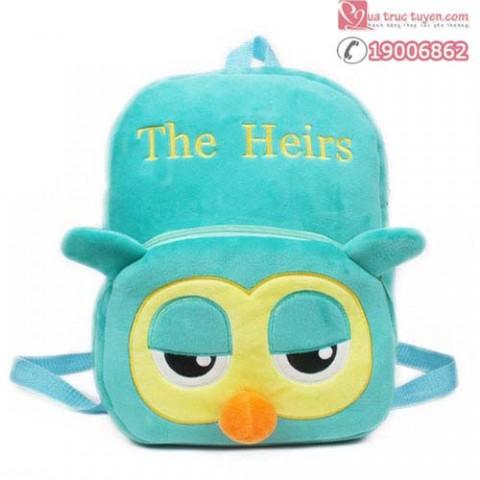Balo hình cú The Heirs - loại lớn ( bé 3- 5 tuổi )