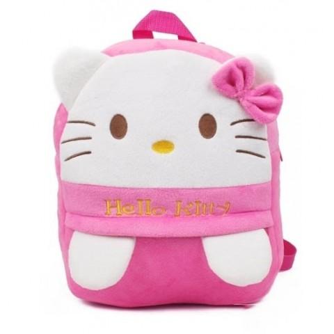 Balo hình mèo Hello Kitty - loại nhỡ ( bé 2-3 tuổi )
