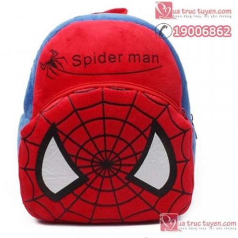 Balo người nhện Spider man - loại nhỏ ( bé 0-2 tuổi )