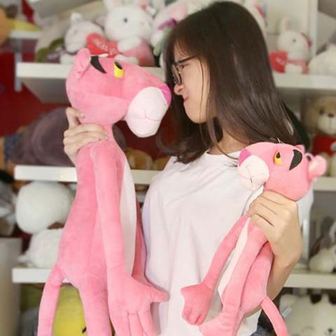 Gấu bông báo hồng Pink Panther