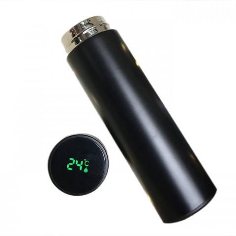 Bình giữ nhiệt tích hợp cảm ứng nhiệt độ