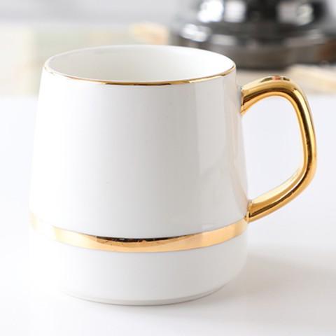 Bộ cốc trà tách cà phê phong cách Châu Âu Hộp quà tặng sang trọng