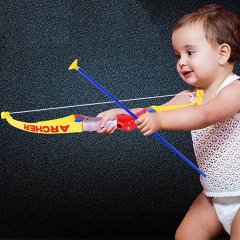 Đồ chơi bắn cung tên Archer cho bé