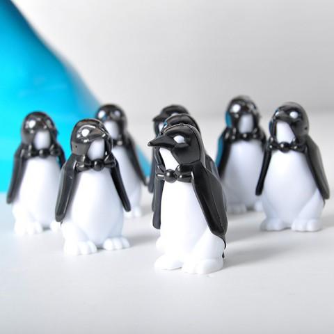 Bộ đồ chơi cân bằng chim cánh cụt và thuyền hải tặc
