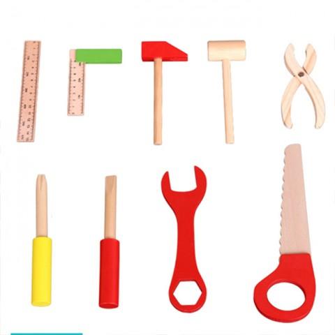 Đồ chơi gỗ dụng cụ sửa chữa