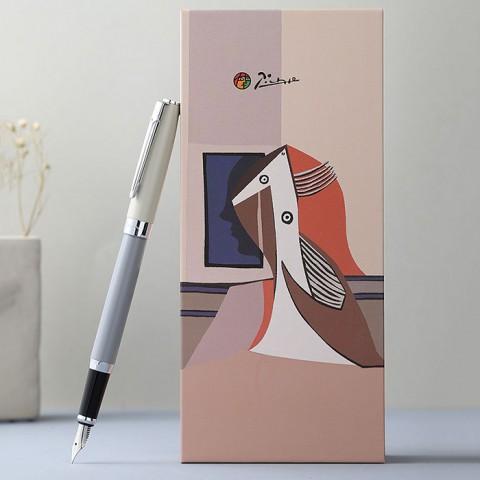 Bút máy Picasso - Nghệ thuật Morandi 717FGray