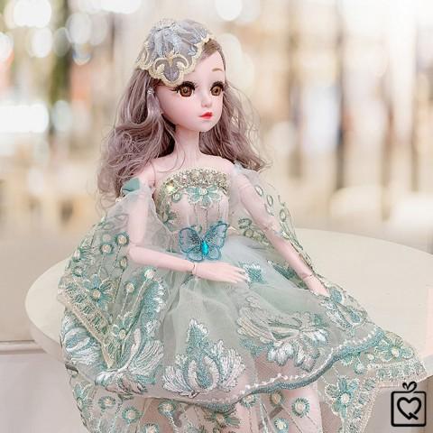 Búp bê công chúa Daisy biết hát khớp cử động 60cm