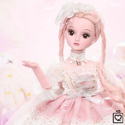 Búp bê công chúa khớp cầu Alice/ BJD Demi SD 60cm