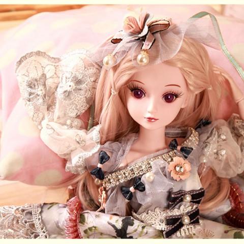Búp bê công chúa khớp cầu Tiffany/ BJD Demi SD 60cm