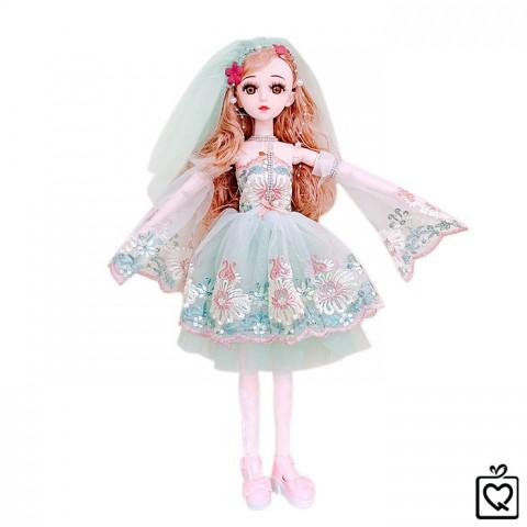 Búp bê công chúa Orla biết hát khớp cử động 60cm