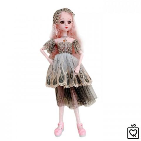 Búp bê công chúa Sophie biết hát khớp cử động 60cm