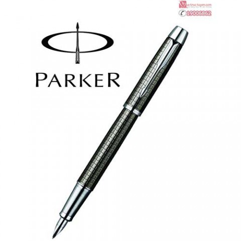 but-Parker-IM-Premium-Gun-Metal-Chiselled-3