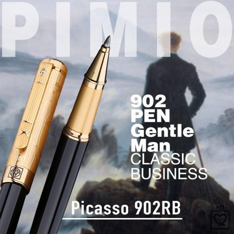 Bút Picasso - Giấc mơ nàng Marie 902 RB nắp vàng