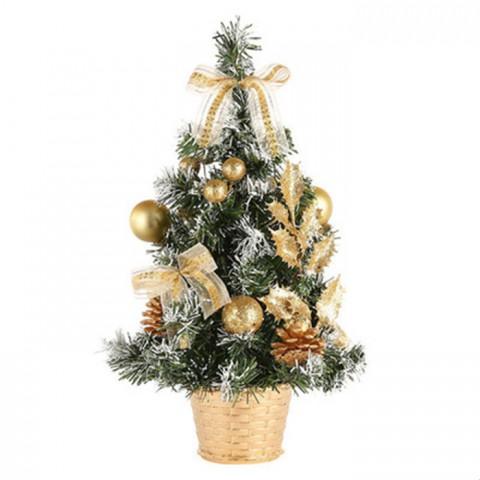 Cây thông Noel mini để bàn - 30cm