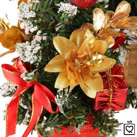Cây thông Noel mini để bàn 20cm