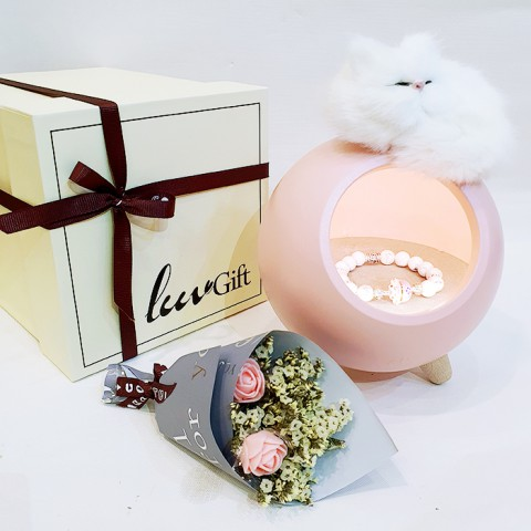 Quà tặng Luvgift - Dành tặng cô nàng yêu mèo