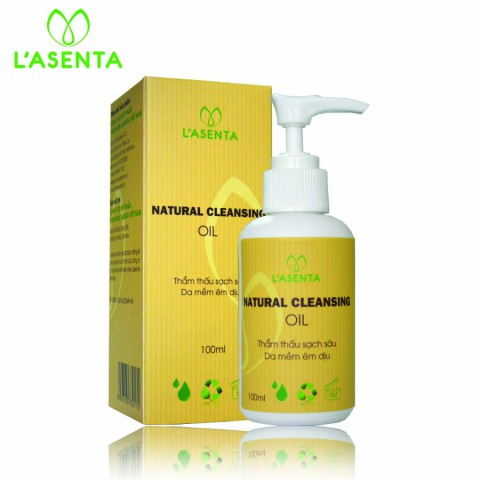 Dầu tẩy trang Natural Cleansing Oil