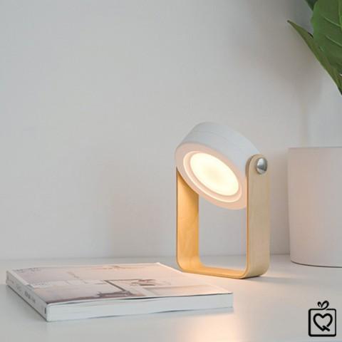 Đèn để bàn độc đáo sạc USB