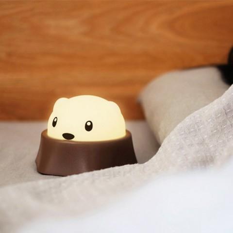 Đèn ngủ chuột chũi Diglett Lamp - pin sạc