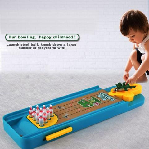 Đồ chơi bowling ếch xanh trẻ em