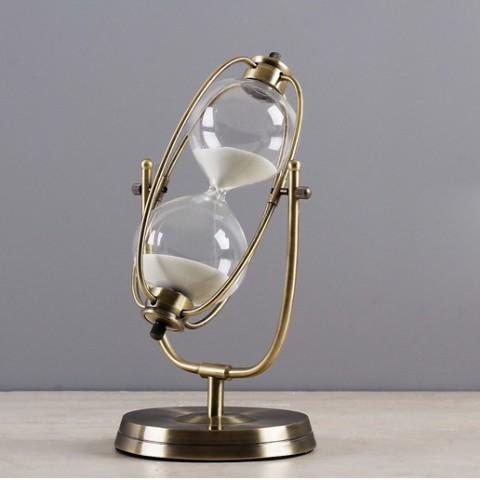 Đồng hồ cát xoay 360 độ 30 phút vintage cổ điển