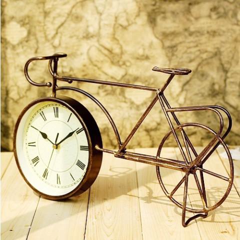 Đồng hồ để bàn xe đạp cổ 1216