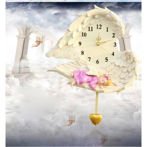 Đồng hồ treo tường thiên sứ
