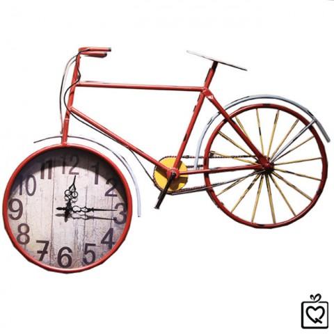 Đồng hồ treo tường xe đạp cổ điển 0,9m