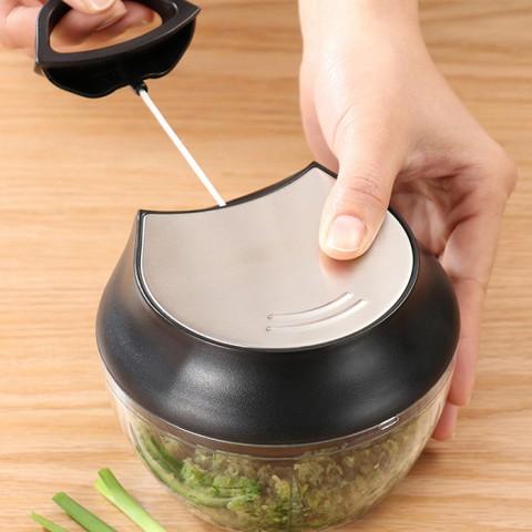 Dụng cụ xay nghiền rau củ cầm tay đa năng