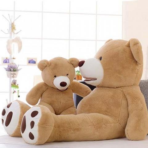 Gấu bông 3m4 khổng lồ Teddy Costco
