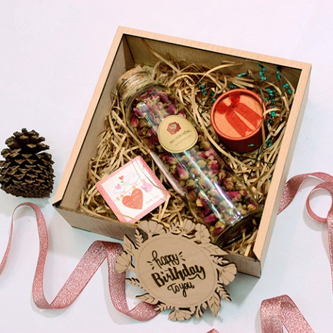 Giftset từ Nữ Thần Hebes