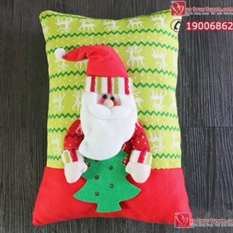 Gối Giáng sinh hình chữ nhật