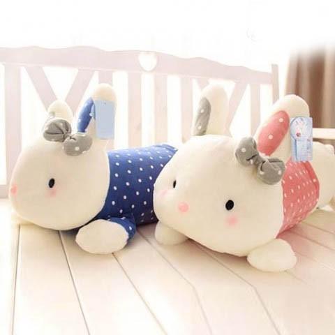 Thỏ bông gối ôm