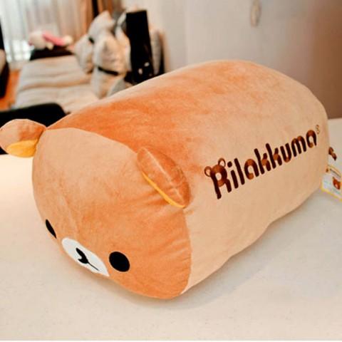 Gối tựa lưng gấu Rilakkuma