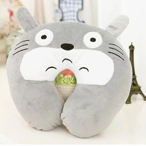 Gối kê cổ Totoro