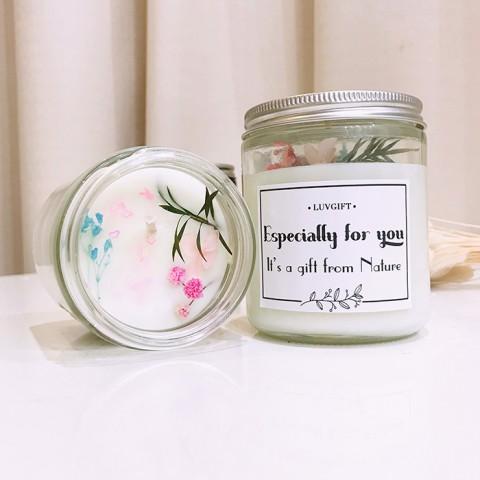 Hoa nến thơm nghệ thuật - Tinh Khôi Sương Mai