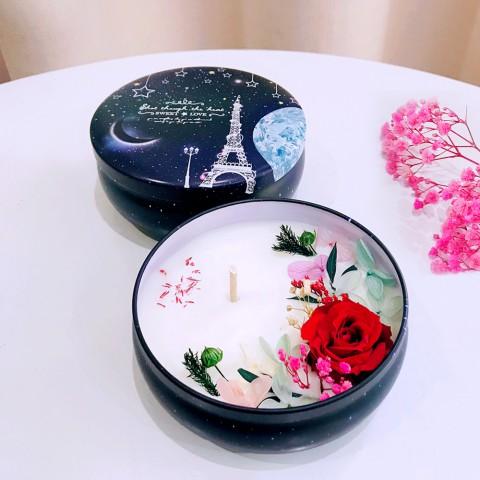Hoa nến thơm nghệ thuật - Vũ Khúc Paris