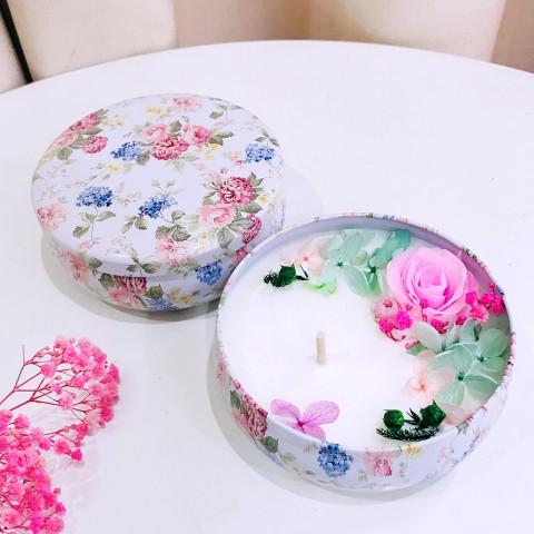 Hoa nến thơm nghệ thuật - Xứ Sở Hoa Hồng