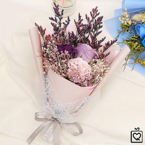 Hộp quà hoa sáp