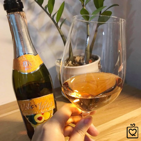 Rượu vang Ý DOLCEVITA - Vang nổ không cồn