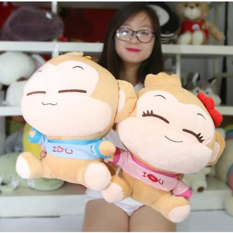 Khỉ bông đôi Yoyo Cici