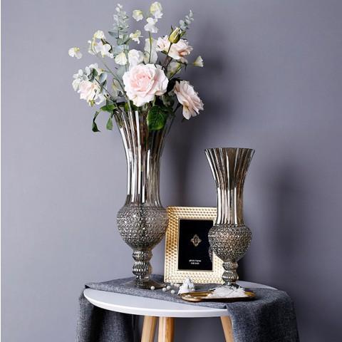 Lọ hoa pha lê phong cách Châu Âu