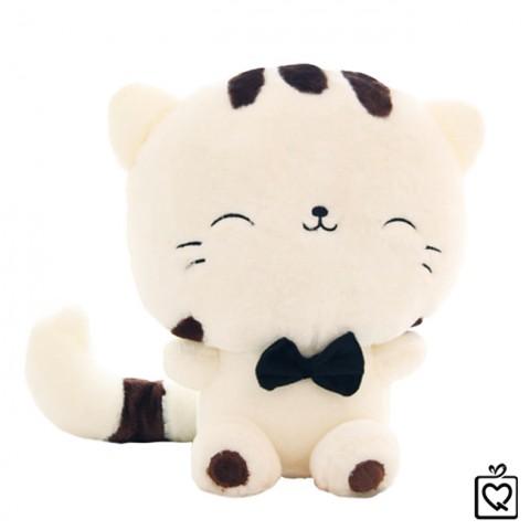 Mèo bông mặt bự